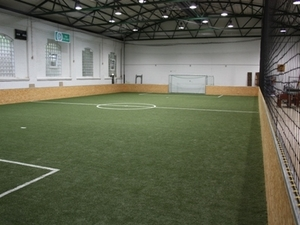 Soccerhalle